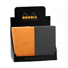 Rhodia Webnotepad display