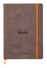 1177/43 Rhodia Goalbook Chocolate
