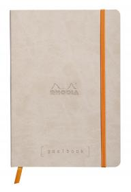 1177/45 Rhodia Goalbook Taupe