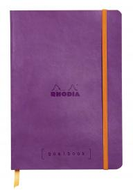 1177/50 Rhodia Goalbook Purple