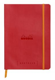 1177/53 Rhodia Goalbook Poppy