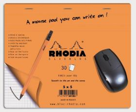 Rhodia Mouse Pads