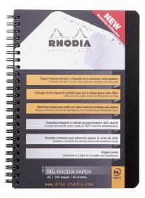 119970 Rhodia Address Book Closed
