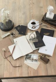 Clairefontaine Flying Spirit Notebooks - Ambiance