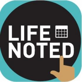 Life Noted logo