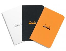 Rhodia Slim Staplebound Notebooks
